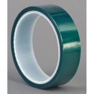 x 72 Yd Masking Tape,Green,4 In TAPECASE 15C573