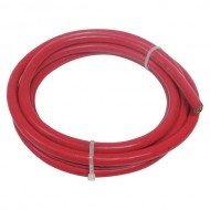 WESTWARD 19YD81 Battery Cable,1//0 ga,10ft.,Red
