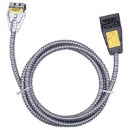 LITHONIA LIGHTING QE120 12//3G11 M10 Extender Cable,Quick-FlexQE,120V,11FT