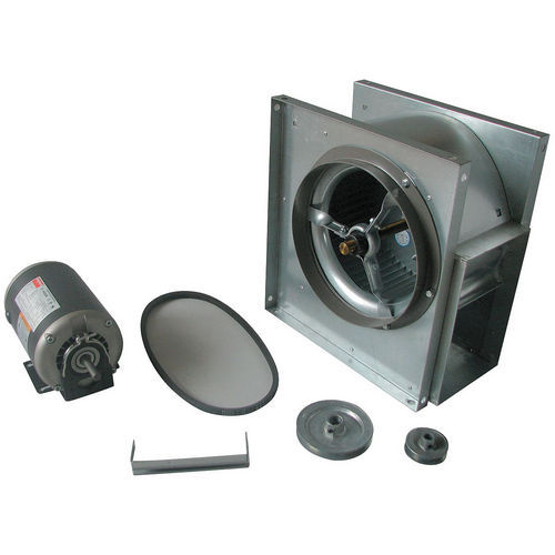 Fan Threaded 2000 Series Oreck Housing